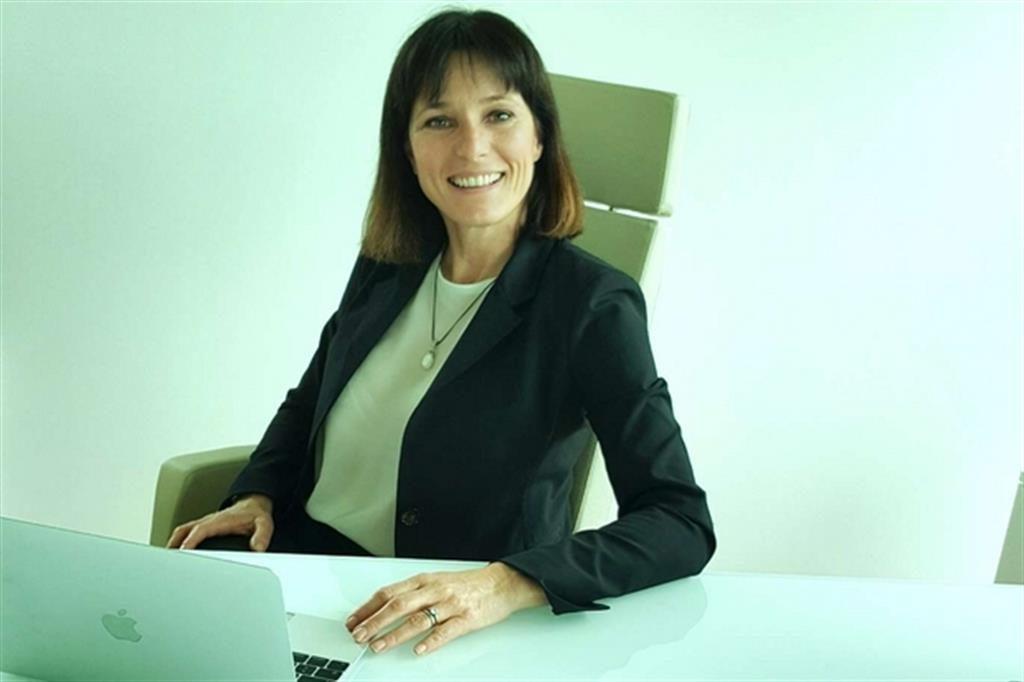 Maria Cristina Bertolini Vice Presidente e Dg Day Gruppo UP
