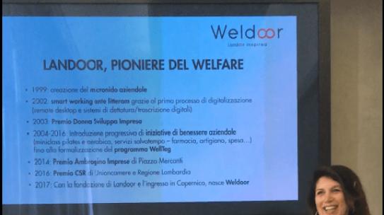 Piccole e medie imprese: il welfare (formato caffè shakerato) di Adele Nardulli
